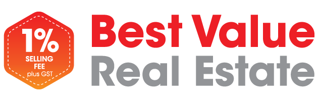 Best Value Real Estate - logo